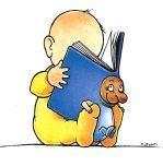 Bébé rencontre à la biblio