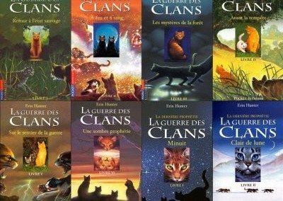 La guerre des clans (Erin Hunter)