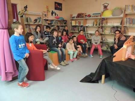 Ateliers « Grenouille » (19 avril 2014)