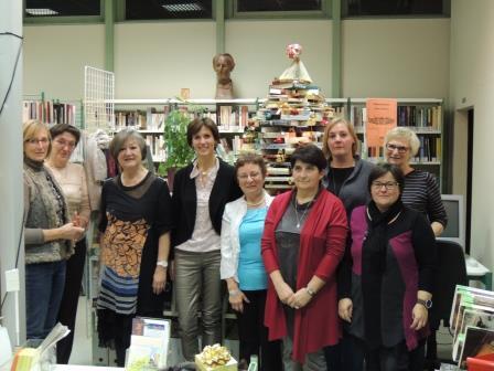 Rencontre littéraire avec Patricia Hespel (17 décembre 2015)