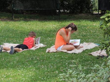 Lire au Parc 2015
