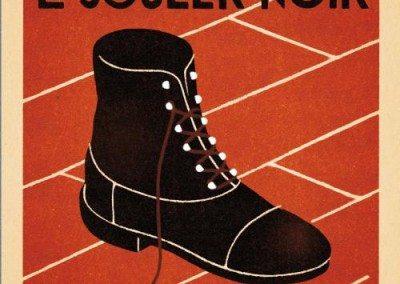 Le soulier noir (Françoise Legendre & Jean-François Martin)
