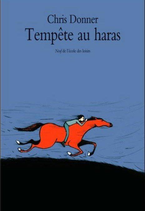 Tempête au haras (Christophe Donner)