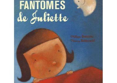 Les fantômes de Juliette (Thierry Robberecht)