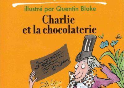 Charlie et la chocolaterie (Roald Dahl)