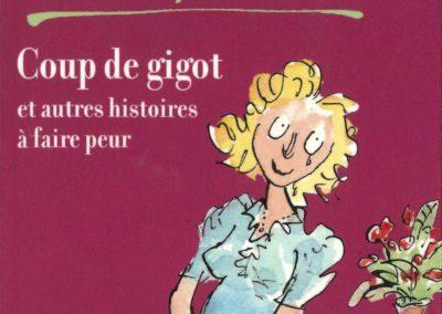 Coup de gigot et autres histoires à faire peur (Roald Dahl)