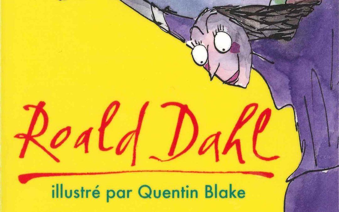 Sacrées sorcières (Roald Dahl)