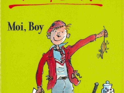 Moi, Boy : souvenirs d'enfance (Roald Dahl)