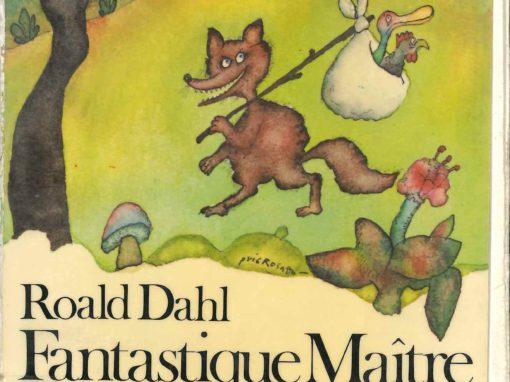 Fantastique maître renard (Roald Dahl)