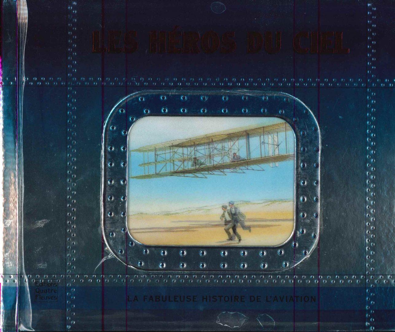 La fabuleuse histoire de l'aviation (Duncan Crosbie)