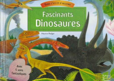 Fascinants dinosaures (Maurice Pledger)