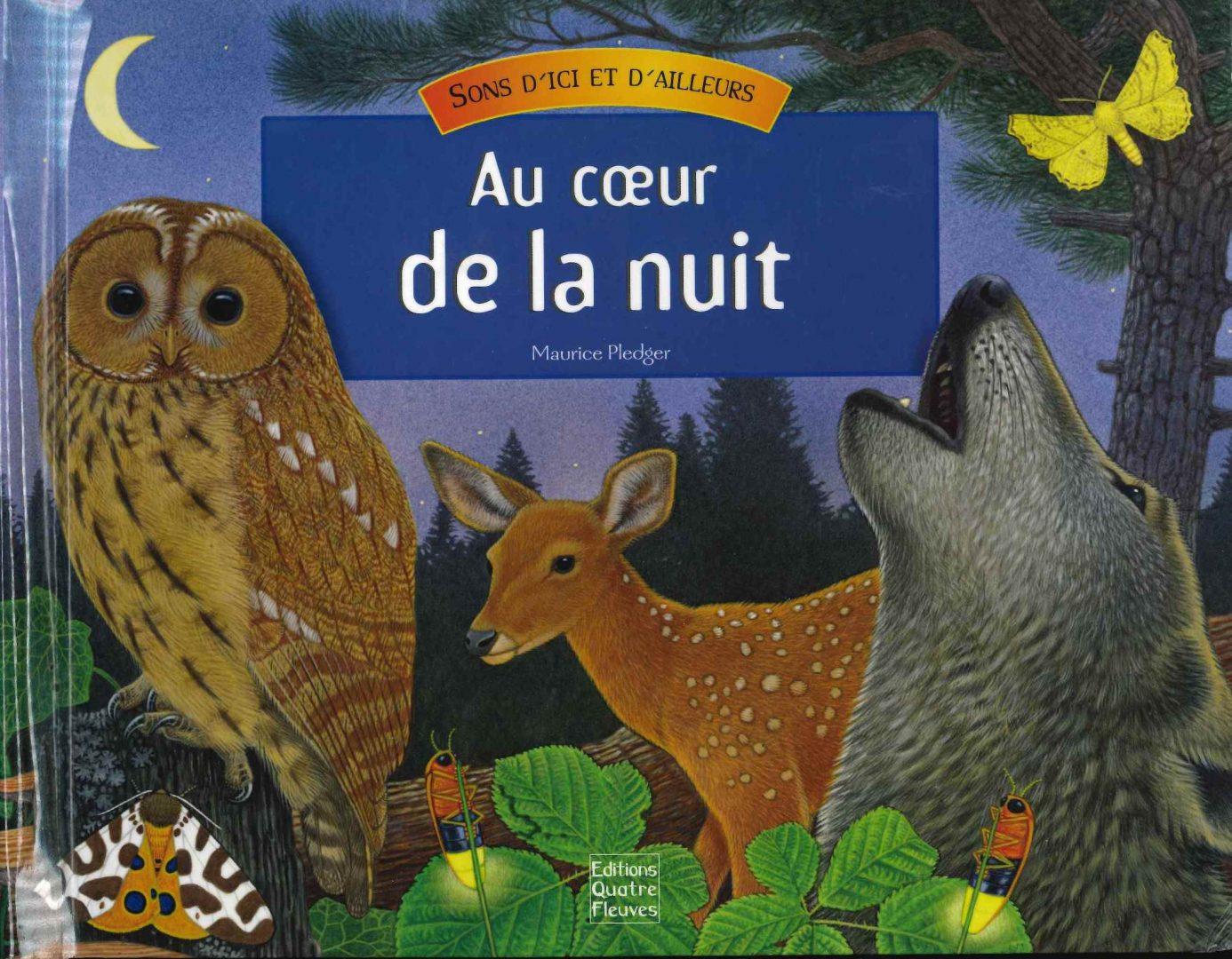 Au cœur de la nuit (Maurice Pledger)