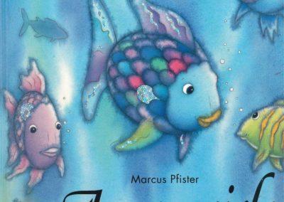 Arc-en-ciel et le petit poisson perdu (Marcus Pfister)