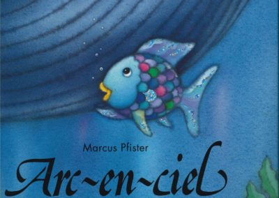 Arc-en-ciel fait la paix (Marcus Pfister)