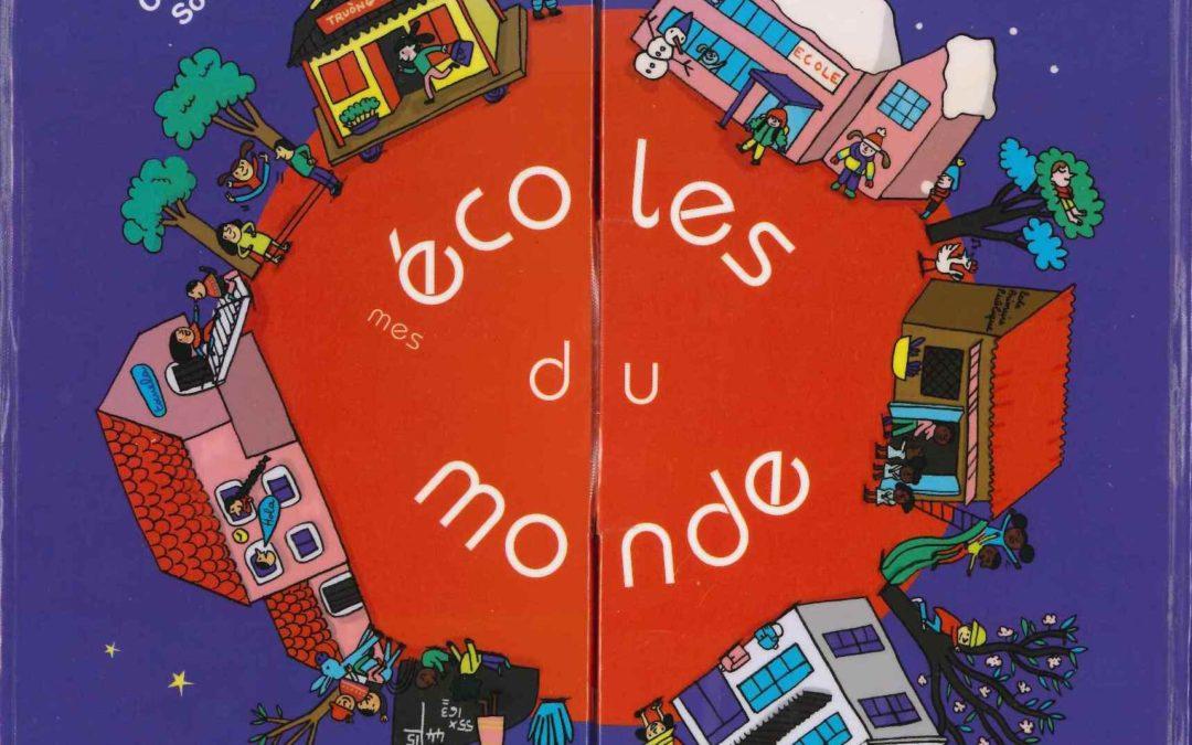 Mes écoles du monde (Clémentine Sourdais)