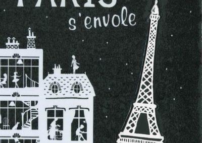 Paris s'envole (Hélène Druvert)