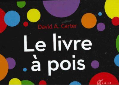 Le livre à pois (David A. Carter)