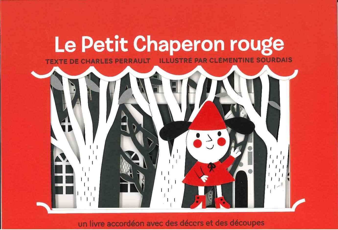 Le petit chaperon rouge (Clémentine Sourdais)