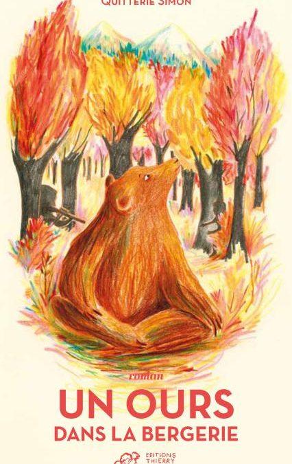 Un ours dans la bergerie (Quitterie Simon)