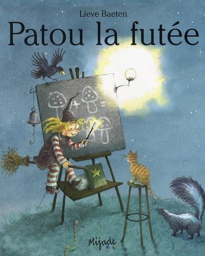 Patou la futée (Lieve Baeten)