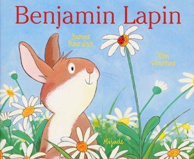 Benjamin Lapin (James Riordan)