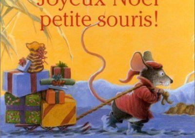 Joyeux Noël petite souris ! (Don Wood)