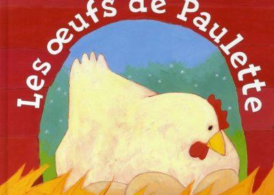 Les Œufs de Paulette (Julie Sykes)
