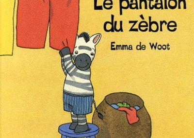 Le pantalon du zèbre (Marie Versé)