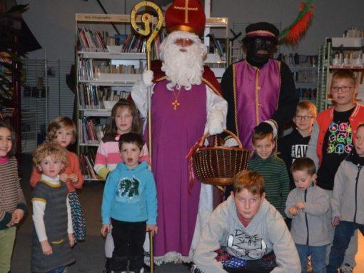 Visite de Saint-Nicolas (4 décembre 2016)