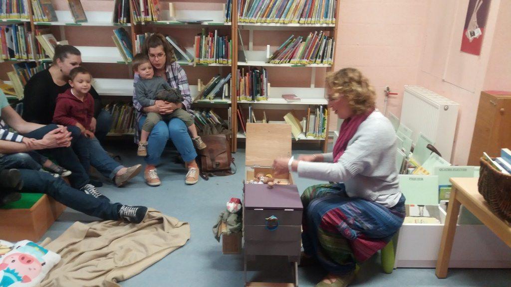 Formation «Lire aux tout-petits»