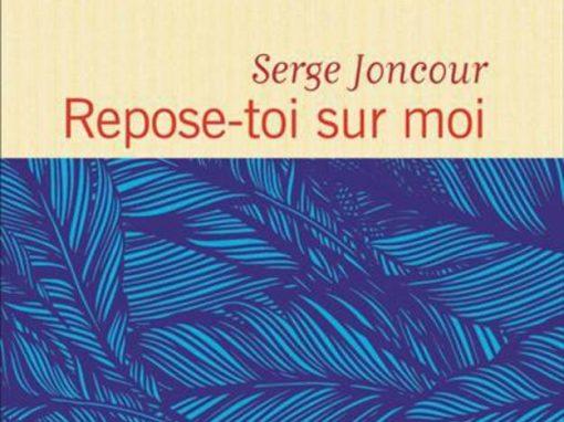 Repose-toi sur moi (Serge Joncour)