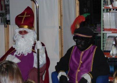 Heure du conte Saint-Nicolas «A l'ombre des contes» (05 décembre 2017)