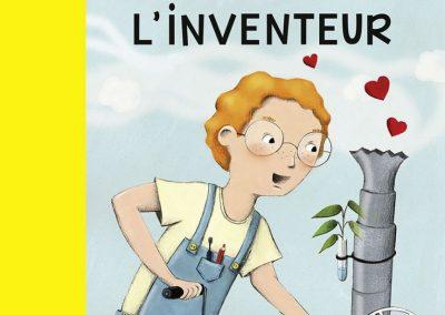 Victor l'inventeur (Agnès de Lestrade et Céline Chevrel)
