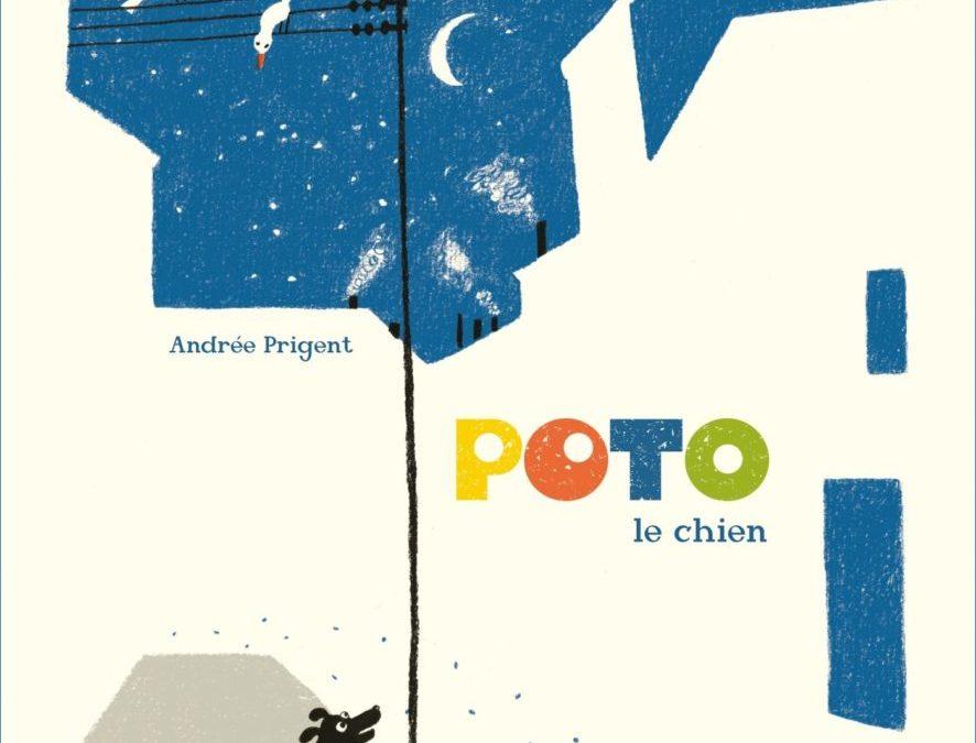Poto le chien (Andrée Prigent)