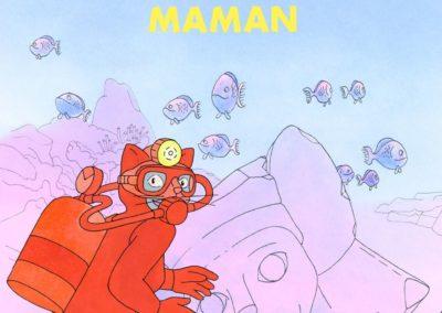 Capitaine Maman (Magali Arnal)