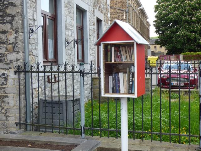 boîte à livres Andenne 4