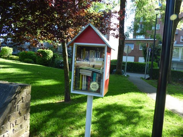boîte à livres Andenne