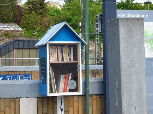boîte à livres Seilles