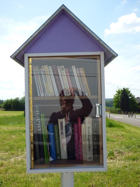 boîte à livres Vezin