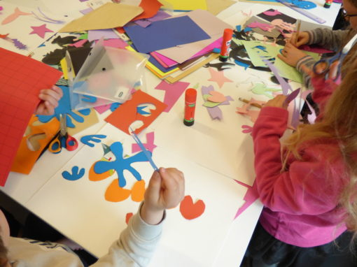 Matisse ou l'art du découpage (6 avril 2021)